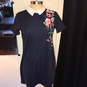 Zara 🌺 flower Dress